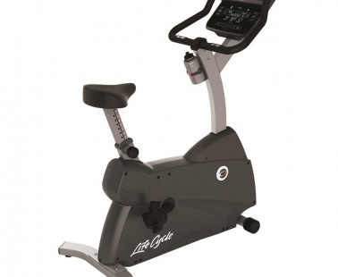 Life Fitness C1 Lifecycle Exercise Bike Review