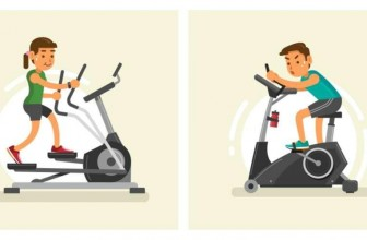 Stationary Bike Vs. Elliptical: Which Will Help You Get To Your Goals?