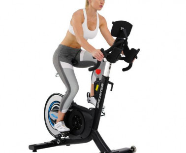 Sunny Health & Fitness Asuna 6100 Sprinting Commercial Indoor Cycling Bike